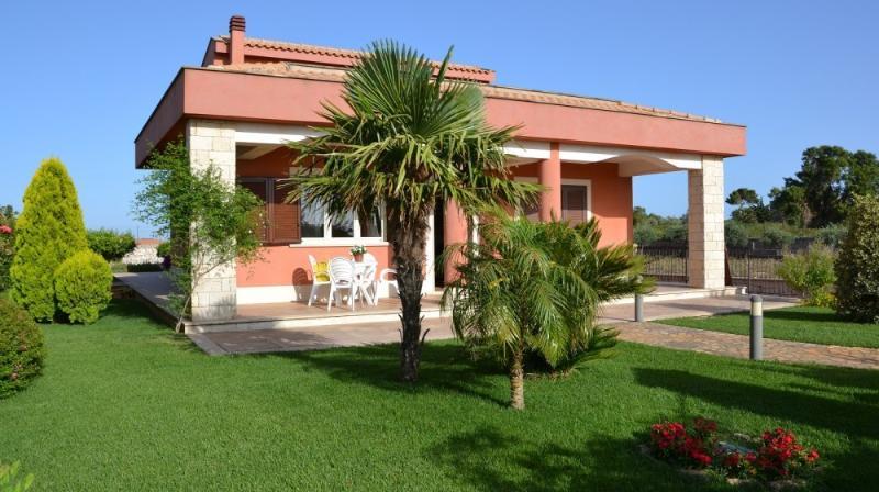 Villa Rosa Mariolita, alquiler vacacional en Case Giurdanella