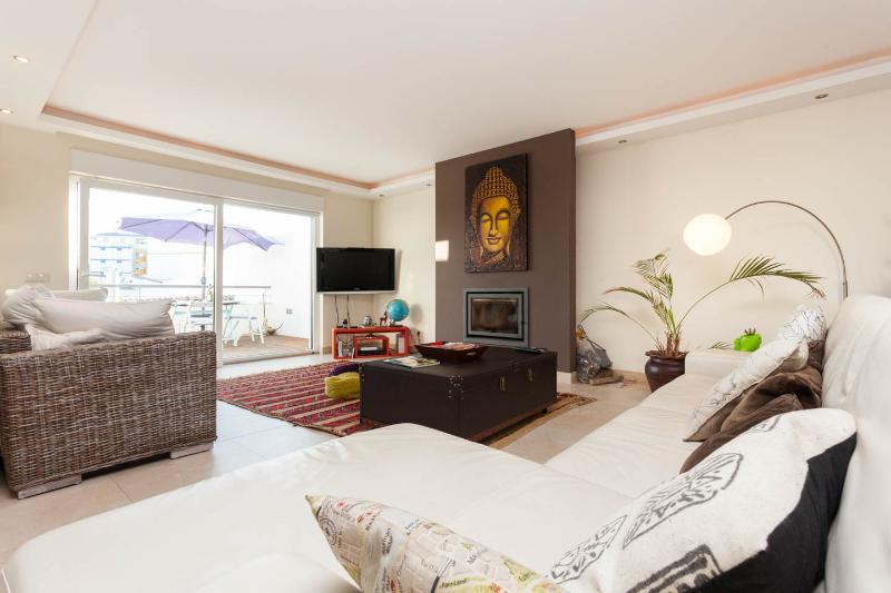 Lagos penthouse, Ferienwohnung in Lagos