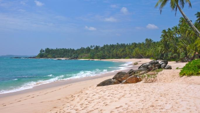 silent beache most beautiful beach in sri lanka just two mint from your place with pure sand