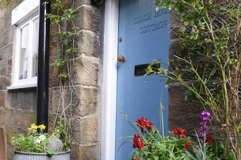 Front door. Spring 2014