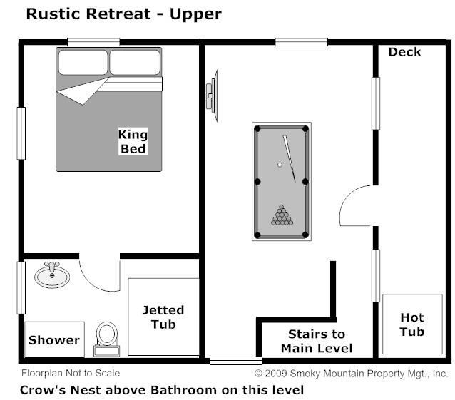 One Bedroom Cabins In Pigeon Forge: Rustic Retreat UPDATED 2019: 2 Bedroom Cabin In Pigeon