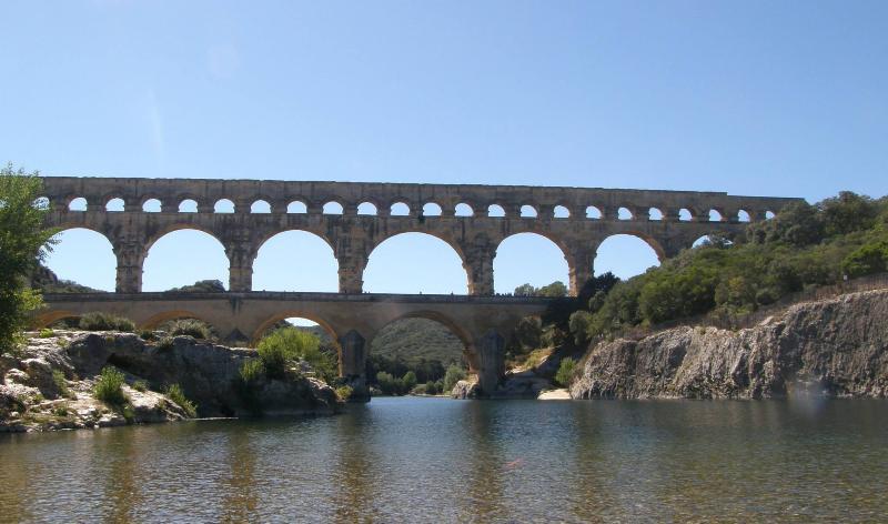 Pont du gard - 40mins