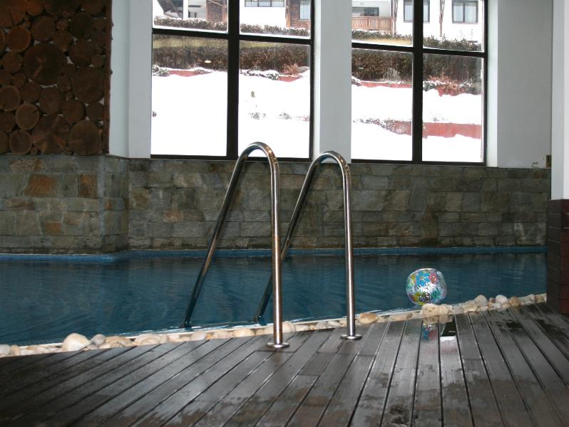 Swimmingpool in Spa area (free entrance for our guests)