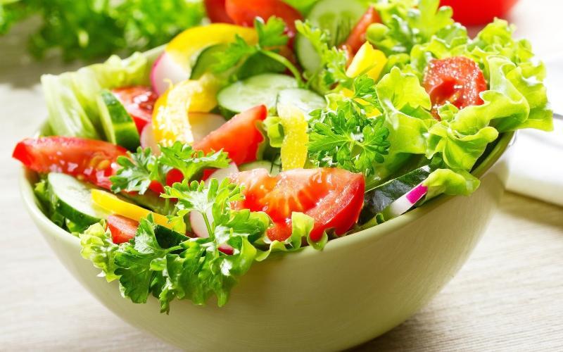 Surf Marokko - Salat