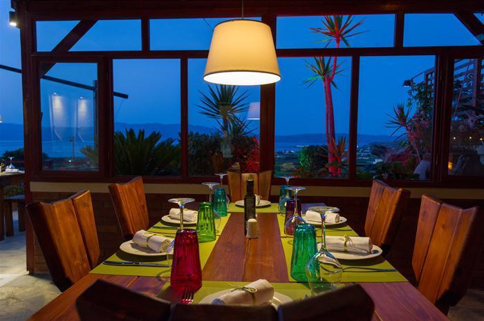 Restaurants in Kissamos, Mama's Dinner Kaliviani, Chania, Crete, Greece