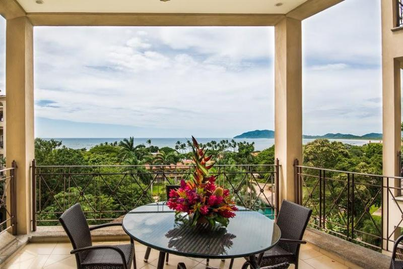 Amazing ocean views from your private balcony