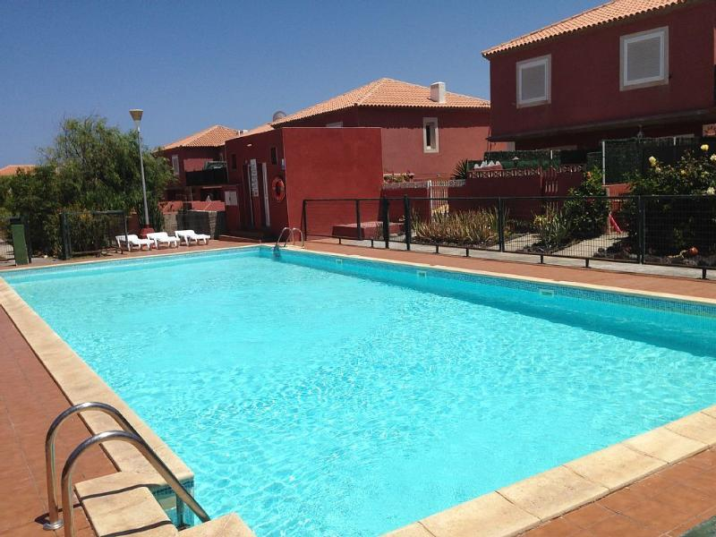 Casa com piscina Costa Golf