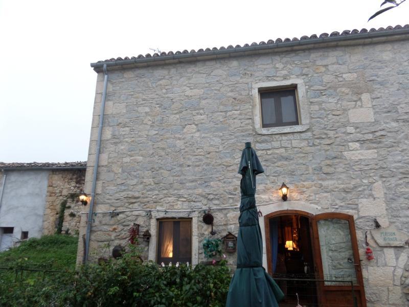 Maison Petrosa outside