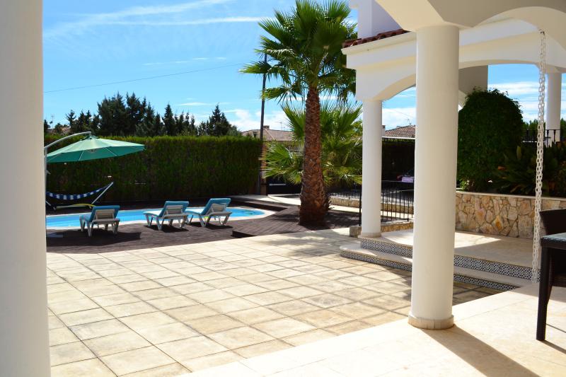 Villa Sol, Villa Antonia, Ayamonte, location de vacances à Isla Cristina