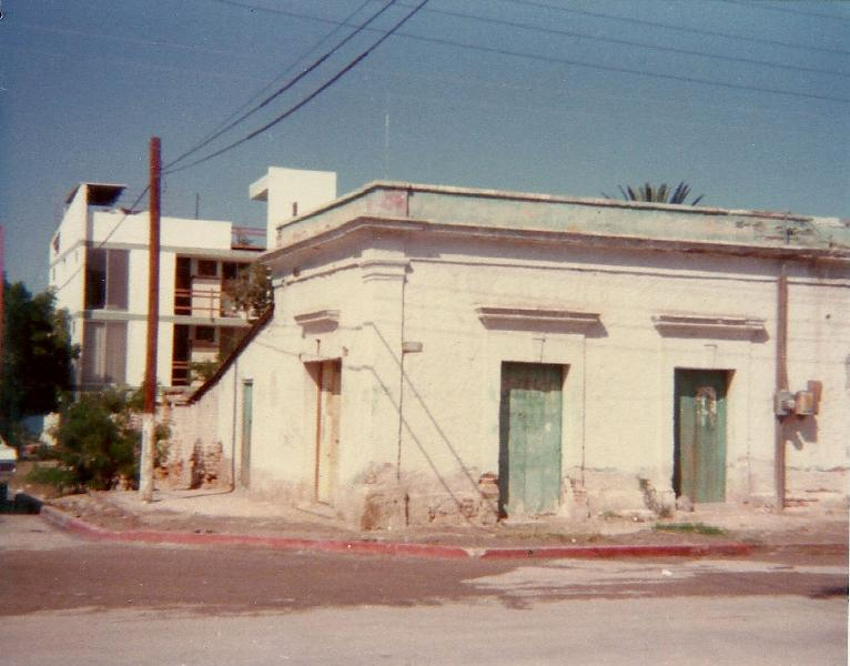 Condition of the house in 1975