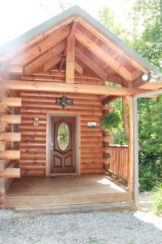 Timber Hollow awaits you