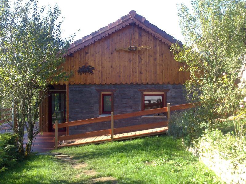 La Pas Du Comtois, holiday rental in Trepot