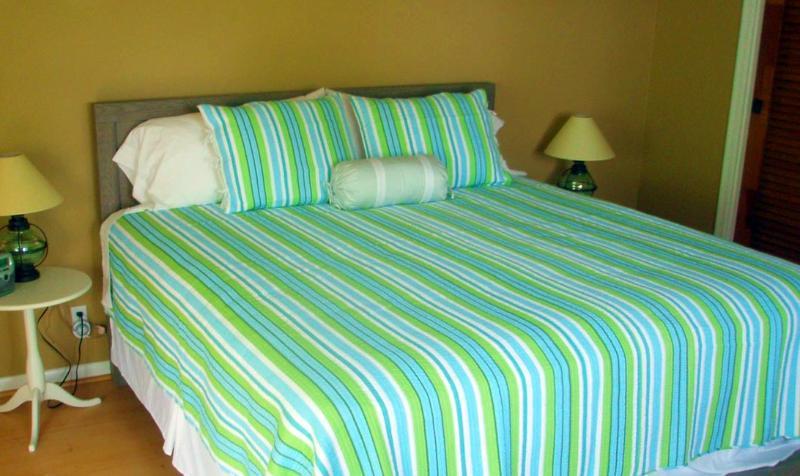 Habitación principal con cama tamaño