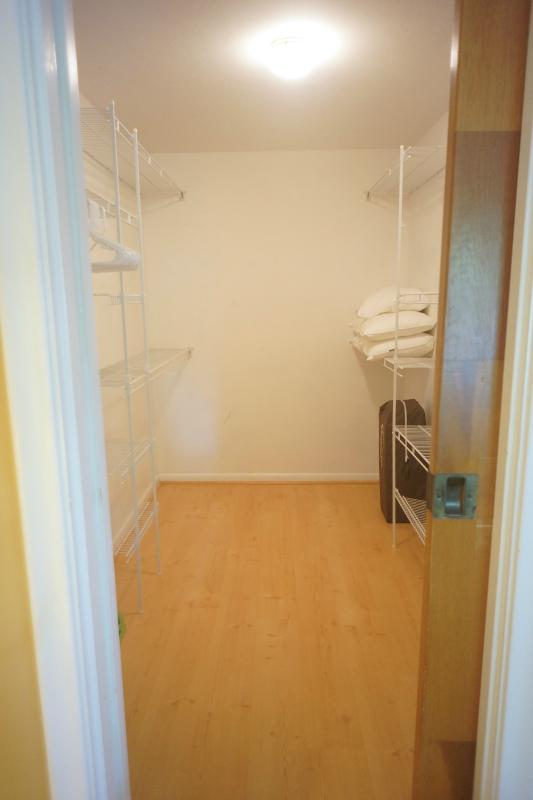 Gran armario del dormitorio principal