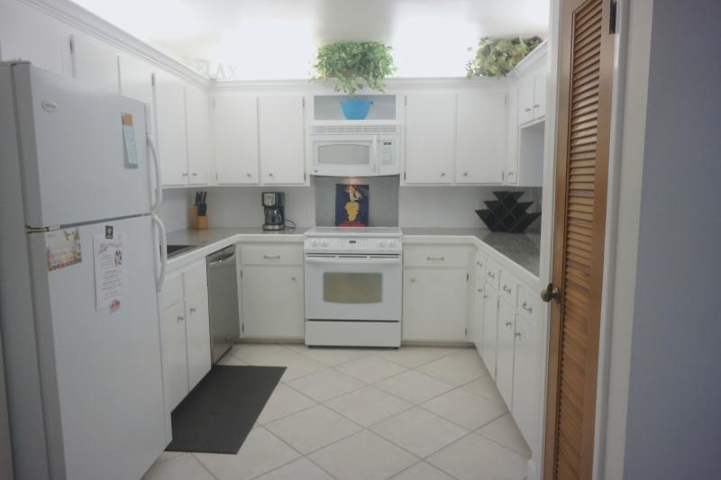 Cocina de estilo casa de campo