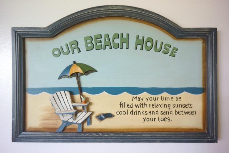 Bienvenido a la casa de playa
