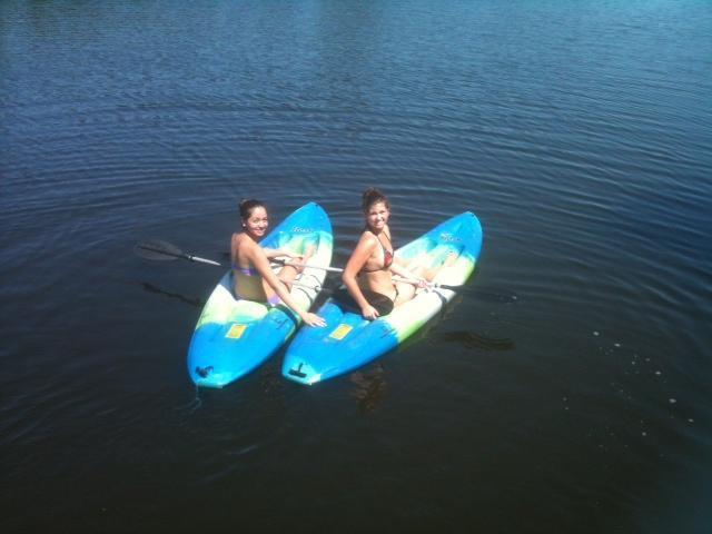 Enciclopédia caiaques, canoas & paddle boards para nossos convidados!!!!