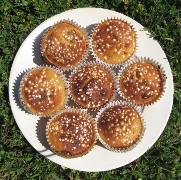 Thursdays at the Farmhouse there's a welcoming plate of homemade gluten free cakes just for you...