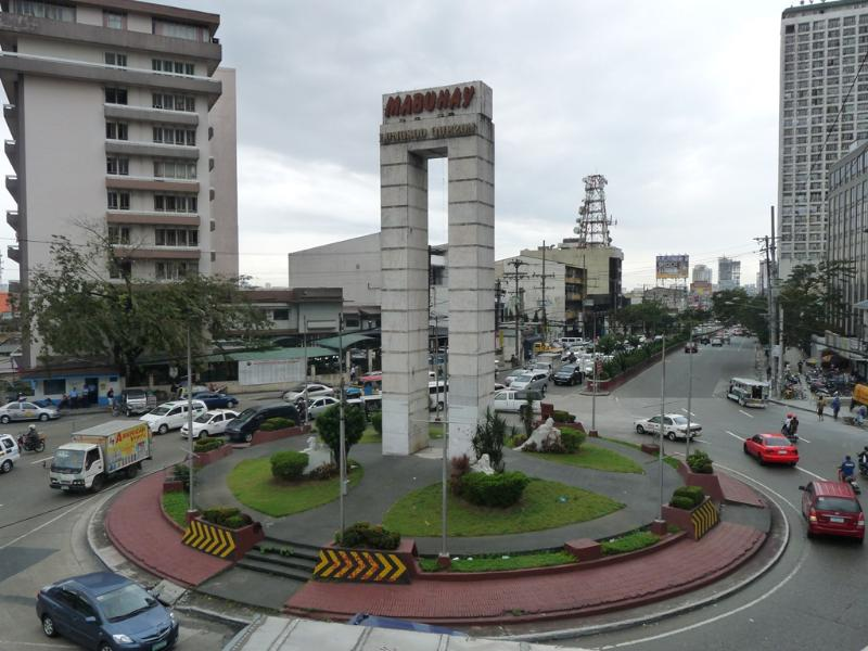 Located at the Welcome Rotonda, Quezon City