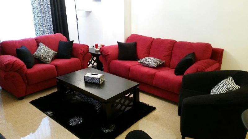 Beautiful furnished apartment for rent in Amman, alquiler de vacaciones en Jordania