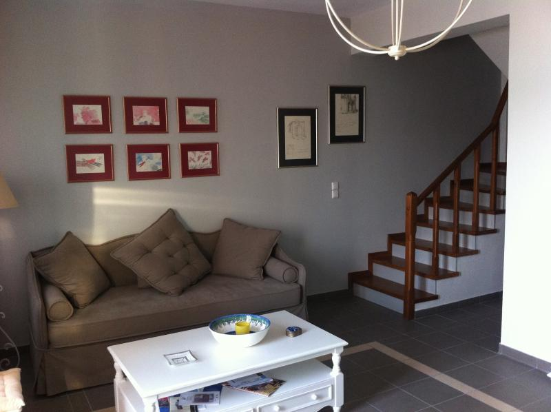 Living room - Stairs to bedrooms
