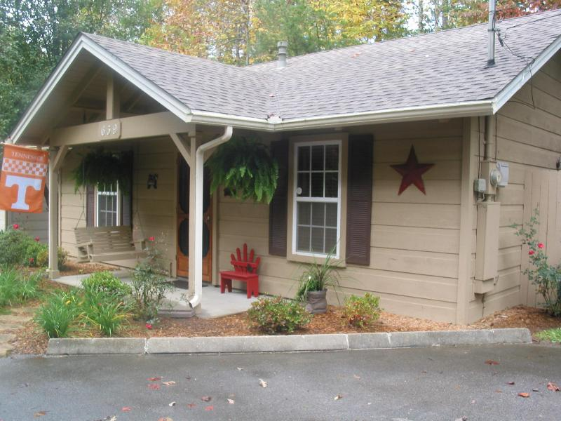 cute cozy cabin, location de vacances à Gatlinburg