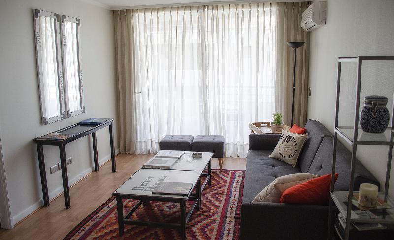 Apartment in El Golf neighborhood, holiday rental in Chicureo