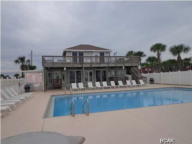 Gulf Highlands beach house and beach side pool