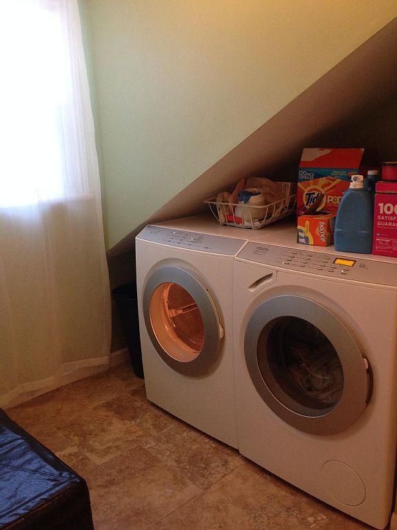 Miele lavadora e secadora