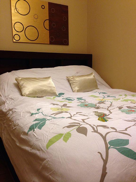 2 quartos com cama queen size