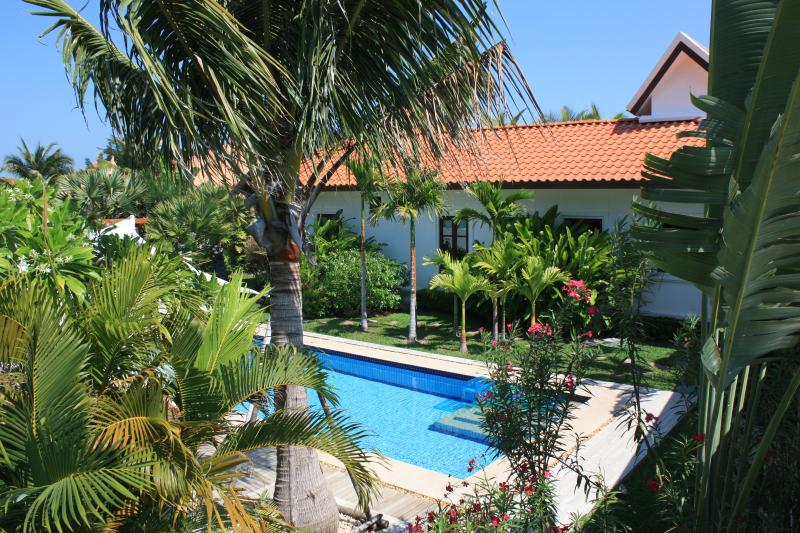 Luxe 4BDR villa at the Banyan Resort Hua Hin