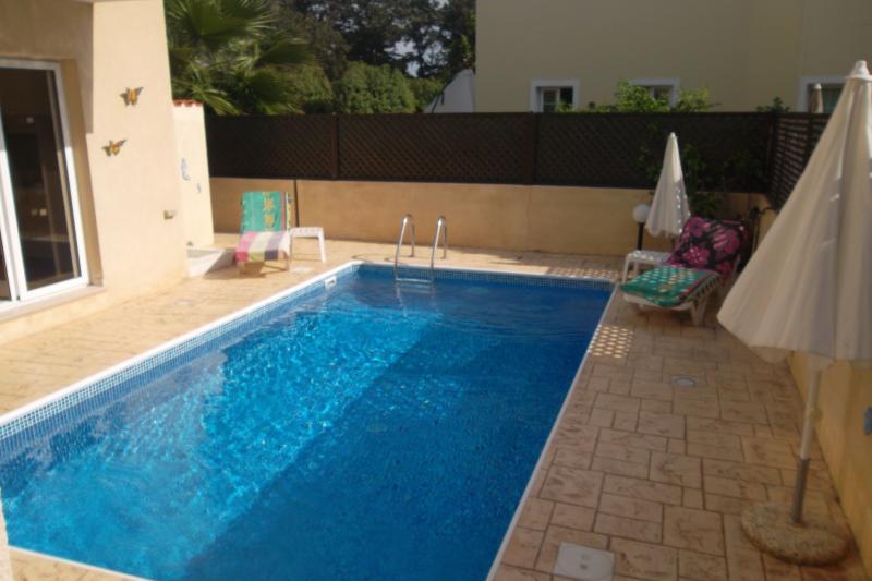 Pool at Villa Helena