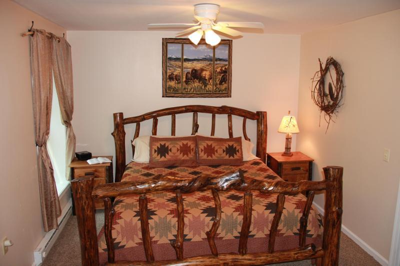 2nd master king bedroom