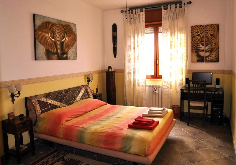 Bed and Breakfast Roma, vacation rental in Vitinia