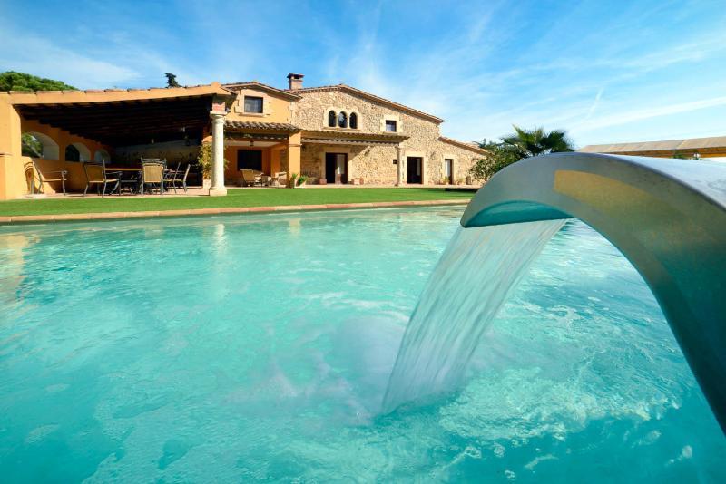 Mas Molines, location de vacances à Vall-Llobrega