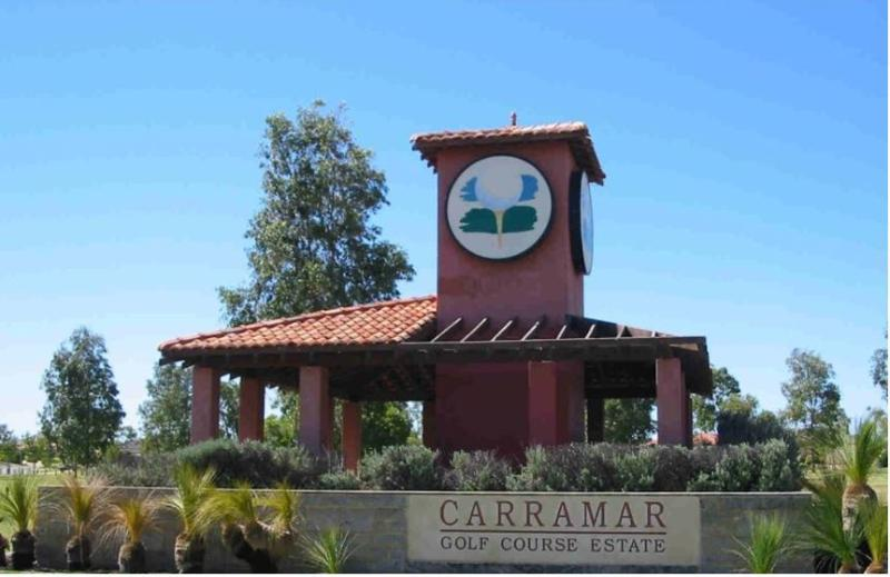 Carramar Golf course