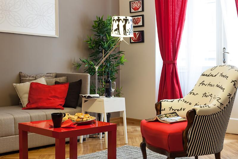 Boutique Apartment Bridgeclub, vacation rental in Belgrade
