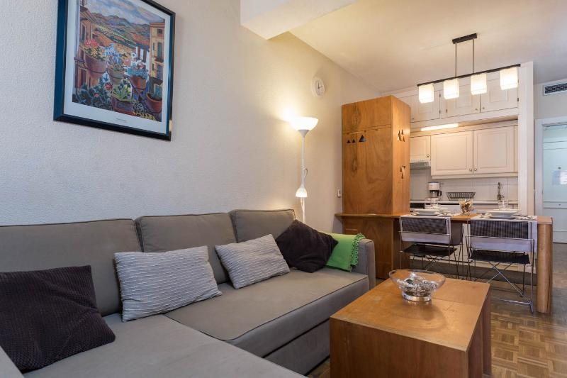 Apartamento en Atocha con p..., holiday rental in Madrid