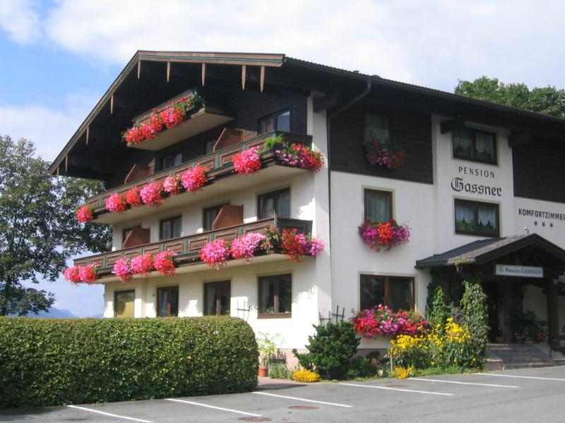 Welcome to our Pension Haus Gassner!