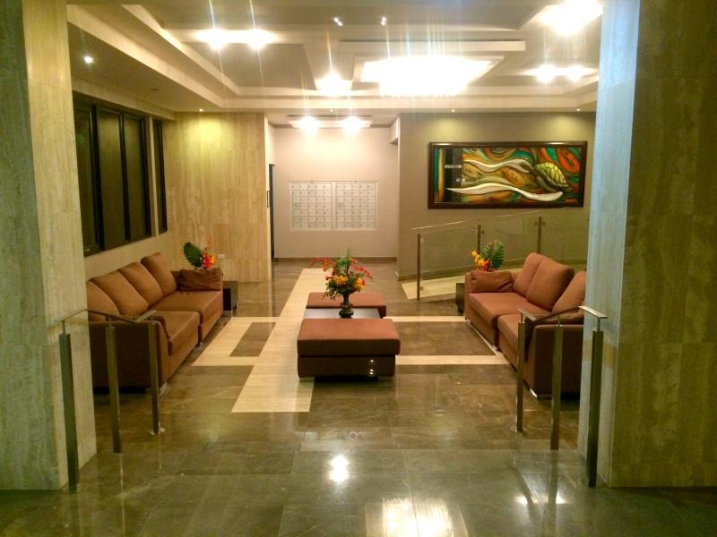 Edificio lujoso Lobby con Wi-Fi