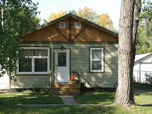 The 'cottage of Content, holiday rental in Saskatchewan