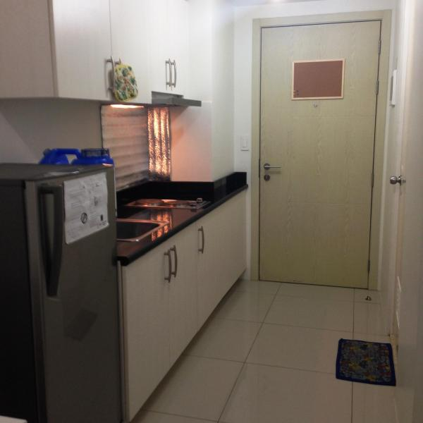 Makati 1 bedroom condo for short term rental, casa vacanza a Taft