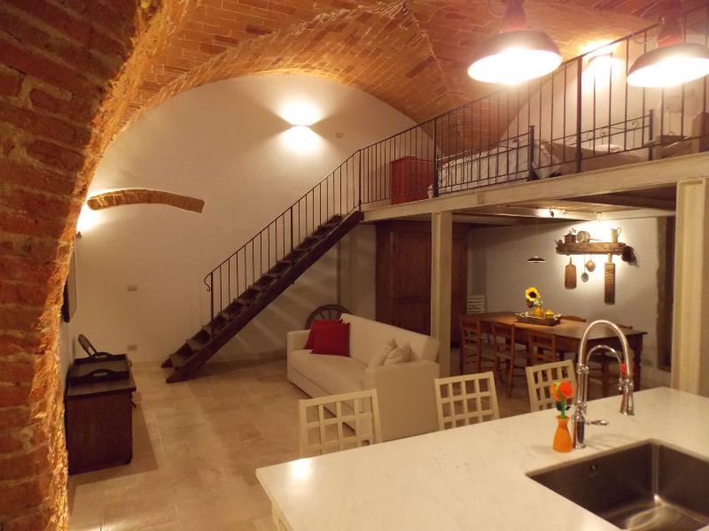 Appartamento 'La Volta su Arezzo', location de vacances à Arezzo