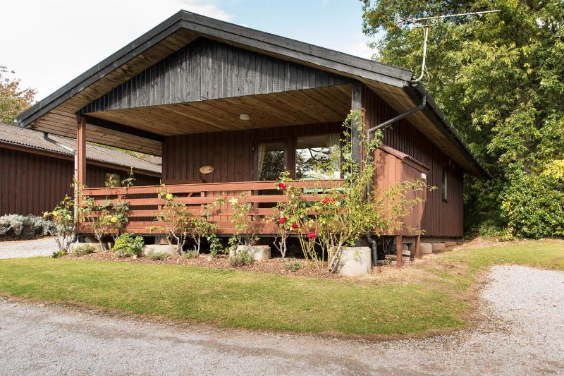 Woodcombe Lodges and Cottages -Yew Tree Lodge, holiday rental in Porlock