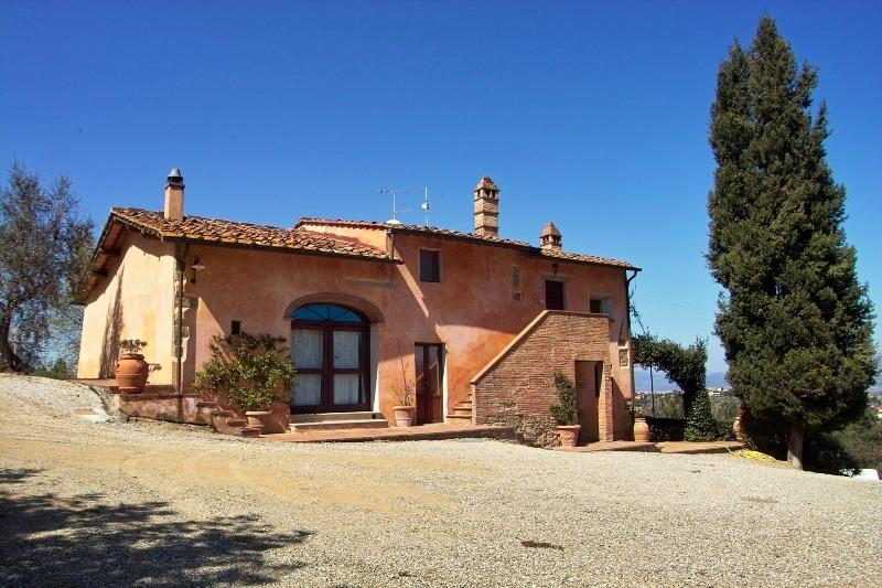 Villa Bella Vista, holiday rental in Poggio a Caiano