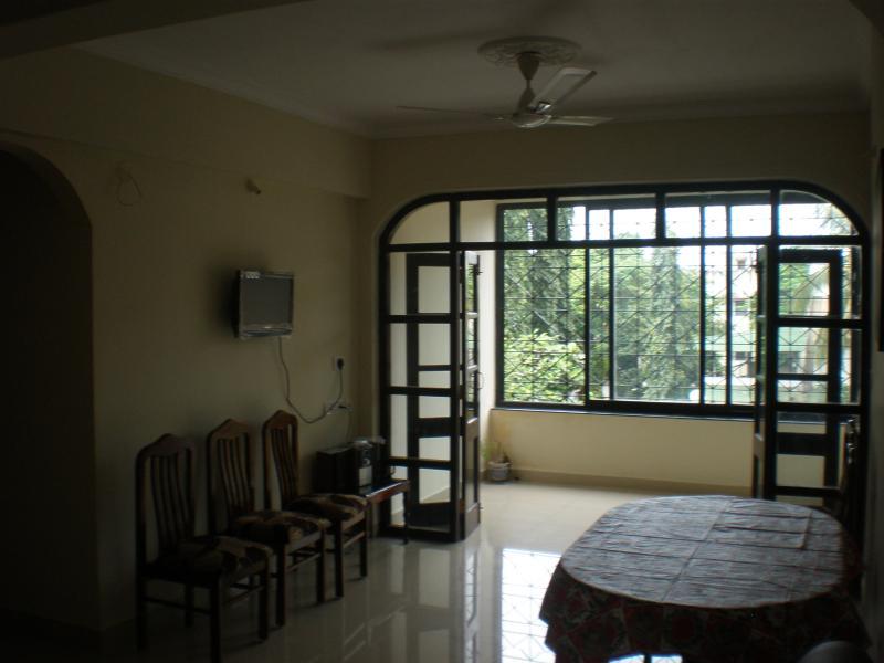 3 bedroom ensuite Apartment, holiday rental in Bogmalo