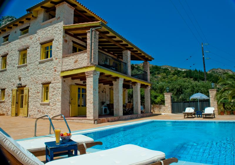 Zakynthos Villas, alquiler vacacional en Zakynthos