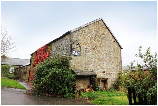 Besom Barn, Longframlington, vacation rental in Thropton