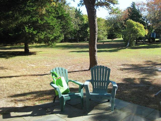 Large yard - 28 Sears Point Road Chatham Cape Cod New England Vacation Rentals