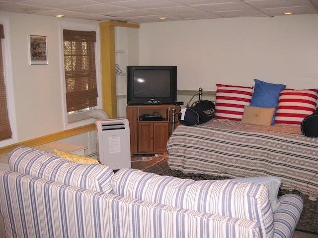 Rulla säng med 2 enkelsängar - 200 Indian Hill Road Chatham Cape Cod New England Semesterbostäder